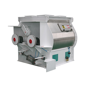 SLHSJ Double-shaft Paddle Mixer